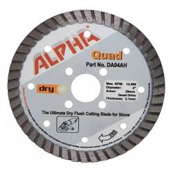 Alpha Quad Blade