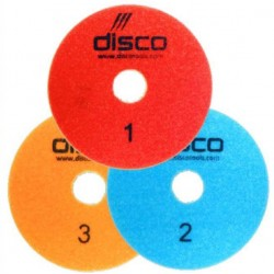 Disco 3 Step Pads
