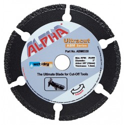 Alpha Ultracut ABM Series