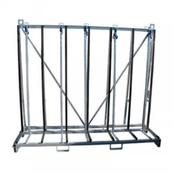 """Large Single Sided A frame Cart 94"""" x 81"""" Tall"""