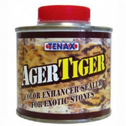 Tenax Ager Tiger Color Enhancer and Sealer for Exotic Stones