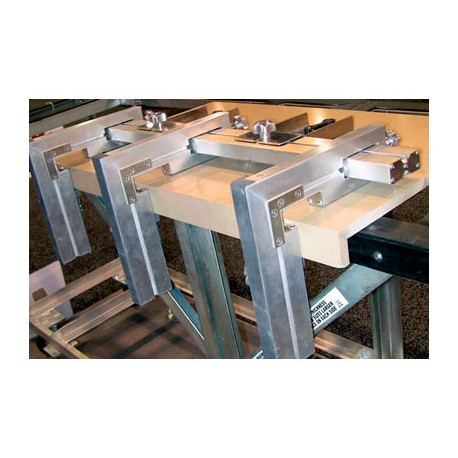 Groves Miter Up Clamp System Direct Fabrication