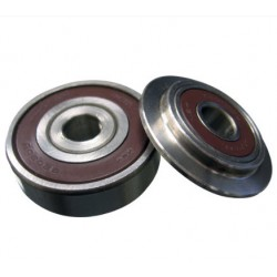 Router Bit Bearings - Open and Closed Profiles