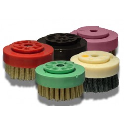 Silicone Carbide Antiquing Brushes