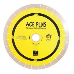 Disco Ace Plus Yellow Bridgesaw Blade
