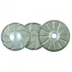 Brazed Discs for Lippage Removal