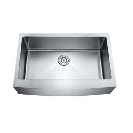 Sis 105 Single Bowl Apron Kitchen Sink