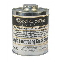 Wood & Stone Acrylic Penetrating Crack Sealer
