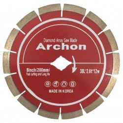 Archon Blades for Blue Ripper Rail Saws