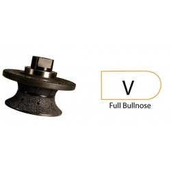 Alpha Profile V - Full Bullnose