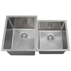 "14 Gauge Undermount Offset 3/4"" Radius Sink"