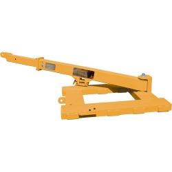 Abaco Swing Arm Forklift Boom (AFJS-25)