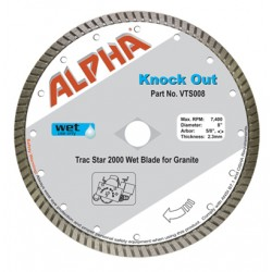 Alpha Knock Out Blade