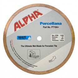Alpha Porcellana Blade