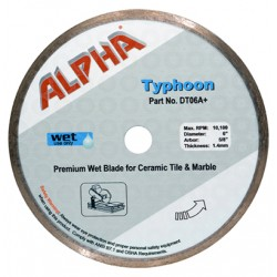 Alpha Typhoon Blade