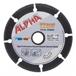 Alpha Ultracut GPM Series
