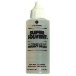 Super Solvent CA Glue Debonder