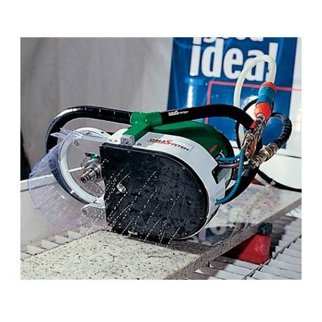 Oma CP99 Hydraulic Edge Profiling and Polishing Machine Granite Router