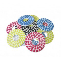 V-Harr Felt Backed Polishing Pads