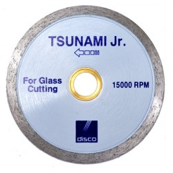 Disco Tsunami Jr. Glass Blade