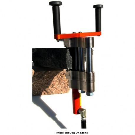 Pitbull BigDog Hydraulic Stone Chiseler