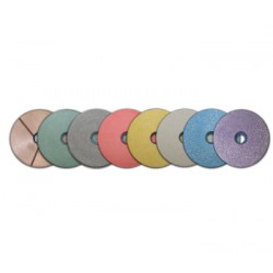 Glossfire Resin Multi Edge Discs