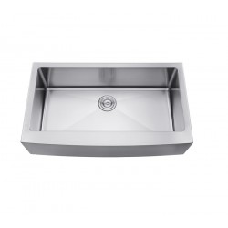 DFS105-36 Single Bowl Apron Kitchen Sink