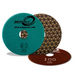 Cyclone Dryflex II Polishing Pads