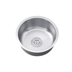 DFS- 109 Virgo Round Single Bowl Bar Sink