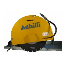 Achilli Rail Saw TSA 3 HP Portable Rail Saw