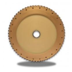 Milling Wheel with Teflon Core