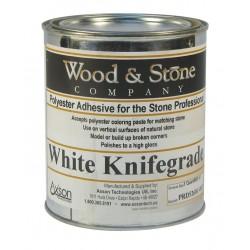 Wood & Stone White Knife Grade
