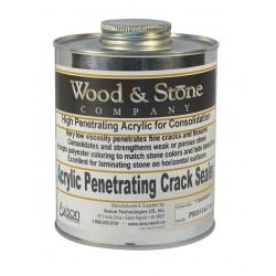 Wood & Stone Acrylic Penetrating Crack Sealer