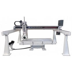 Husky 20 hp Direct Drive Bridge Saw