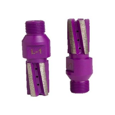Ex Purple CNC Fingerbit