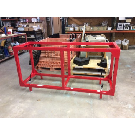 DFS Custom Fabrication Tables