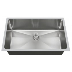 14 Gauge Undermount 3/4 Radius Sink