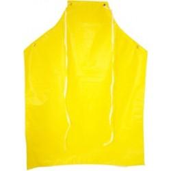 Yellow PVC / Polyester Fabricator Apron