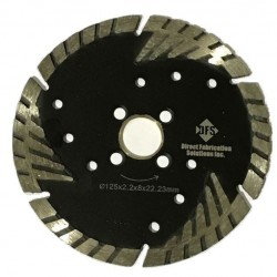 DFS Turbo Blades