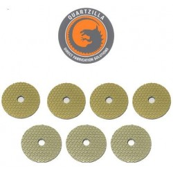 DFS Quartzilla ALL STONE Polishing Pads