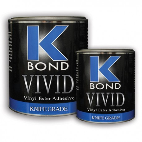 K-Bond VIVID Ultra Low Color Adhesive