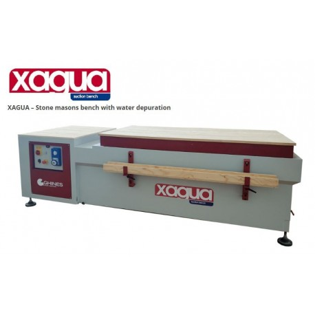 Ghines Xagua Dust Extraction Bench