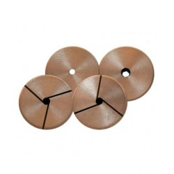 Glossfire Copper Multi Edge Discs