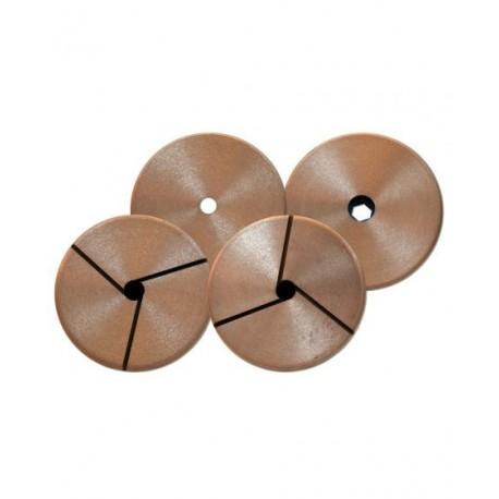 Glossfire Copper Multi Edge Discs