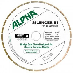 Alpha Silencer III for Marble