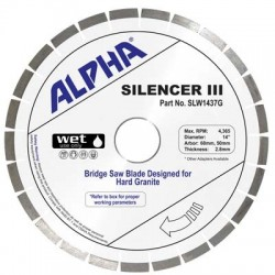 Alpha Silencer III for Granite