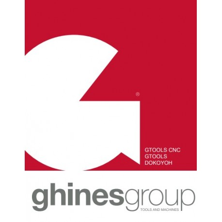 Ghines Full CNC Product Catalog
