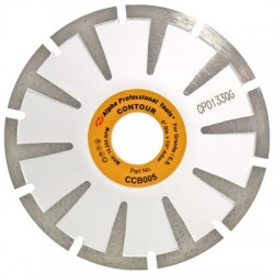 Alpha Contour Blade for Granite and Engineered Stone
