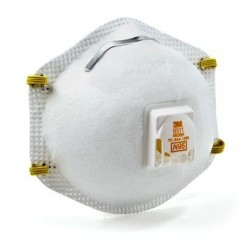 3m 8511 Respirator with Cool Flow Valve
