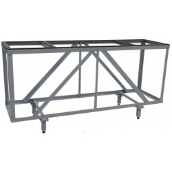 Groves Heavy Duty Fabrication Table - Freestanding